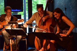 Sunday Afternoon Jazz Series with Erin Burkett, Virgil Walters, & Eric Susoeff