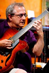 Sunday Jazz series with Martin Rosenberg, Don Aliquo, & Mark Perna