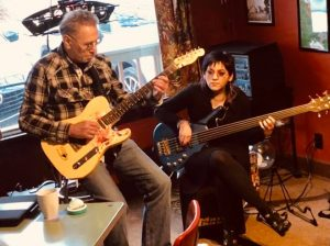 Sunday Jazz Series with Larry Belli & Maria Castellon