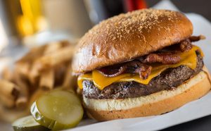Burger Special: Thursday, September 17