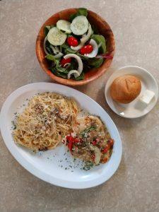 Rosemary Chic & Pasta