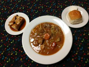 Beef Stew Dinner Special
